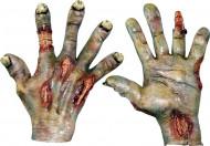 Guantes manos quemadas adulto Halloween