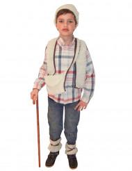 Disfraz de pastorpara niño