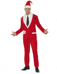 Disfraz de Papa Noel elegante para adulto