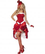 Disfraz de Mama Noel cabaret