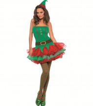Disfraz de elfo sexy