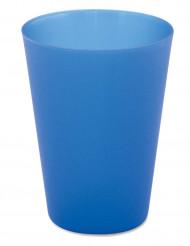 Lote de 4 vasos azules bávaro