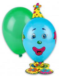 Kit globos con forma de hombre
