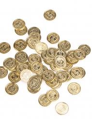 144 monedas