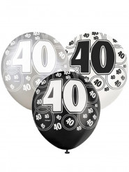 Globos grises 40 años