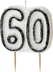 Vela edad 60 años gris