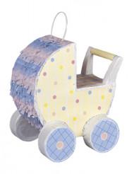 Piñata coche de bebé