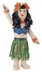 Piñata bailarina hawaiana