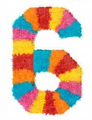 Piñata número 6