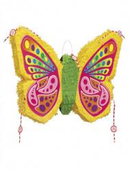 Piñata mariposa