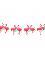 Guirnalda flamenco rosa Hawái