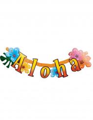 Guirnalda articulada Aloha Hawái