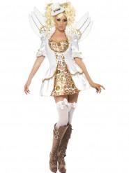 Disfraz de angel victoriano Steam Punk