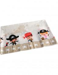 Mantel plástico pirata 130 x 180 cm