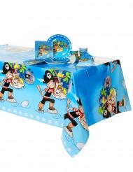 Kit cumpleaños pirata - 25 piezas