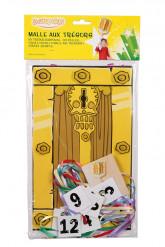 Piñata Cofre del tesoro