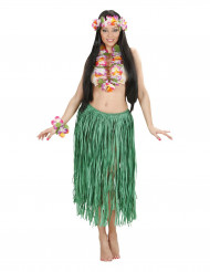 Set Hawái de flores