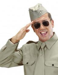 Gorra de aviador americano