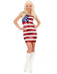 Disfraz de Miss USA