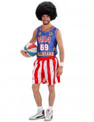 Disfraz de jugador de basket de la NBA