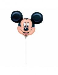 Globo aluminio rostro Mickey Mouse™