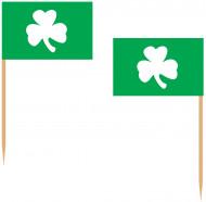Palillos verdes de San Patricio