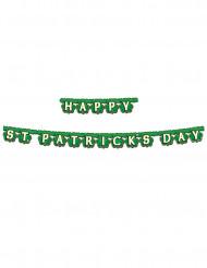 Gurilanda verde Happy St Patrick