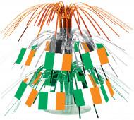 Centro de mesa bandera de Irlanda