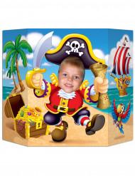 Muro photocall pirata