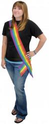 Banda en arcoíris