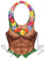 Delantal plástico hombre Hawái