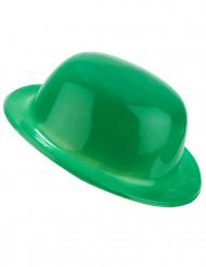 Sombrero melón verde adulto