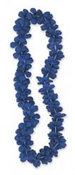 Collar Hawái azul 101 cm