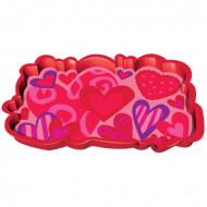 Bandeja corazón San Valentín