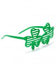 Gafas humorísticas de tréboles San Patricio