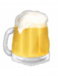Globo de aluminio jarra de cerveza San Patrick