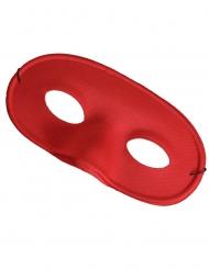 Antifaz rojo para niño