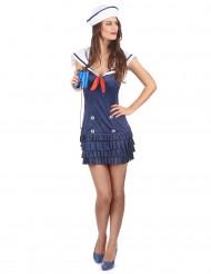 Disfraz sexy de marinera
