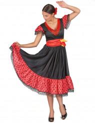 Disfraz de flamenca mujer