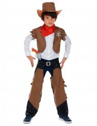 Disfraz de vaquero para niño Western