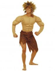 Disfraz hombre de la jungla
