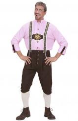 Disfraz de bávaro