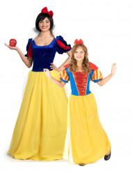 Disfraz de pareja princesa de cuento
