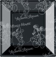 8 Platos Mickey Mouse™ blanco y negro