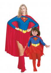 Disfraz de pareja Supergirl