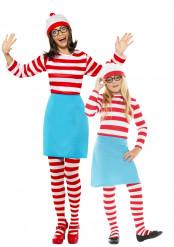 Disfraz de pareja Wally