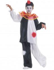 Disfraz de Pierrot niño