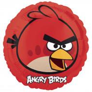 Globo aluminio rojo Angry Birds™