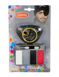 Set maquillaje pirata