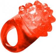 Anillo mágico LED rojo